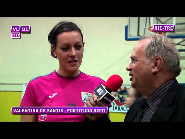 Interviste Rieti vs Trevi