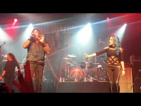 """Metal Allegiance """" We Rock """" NYC"""