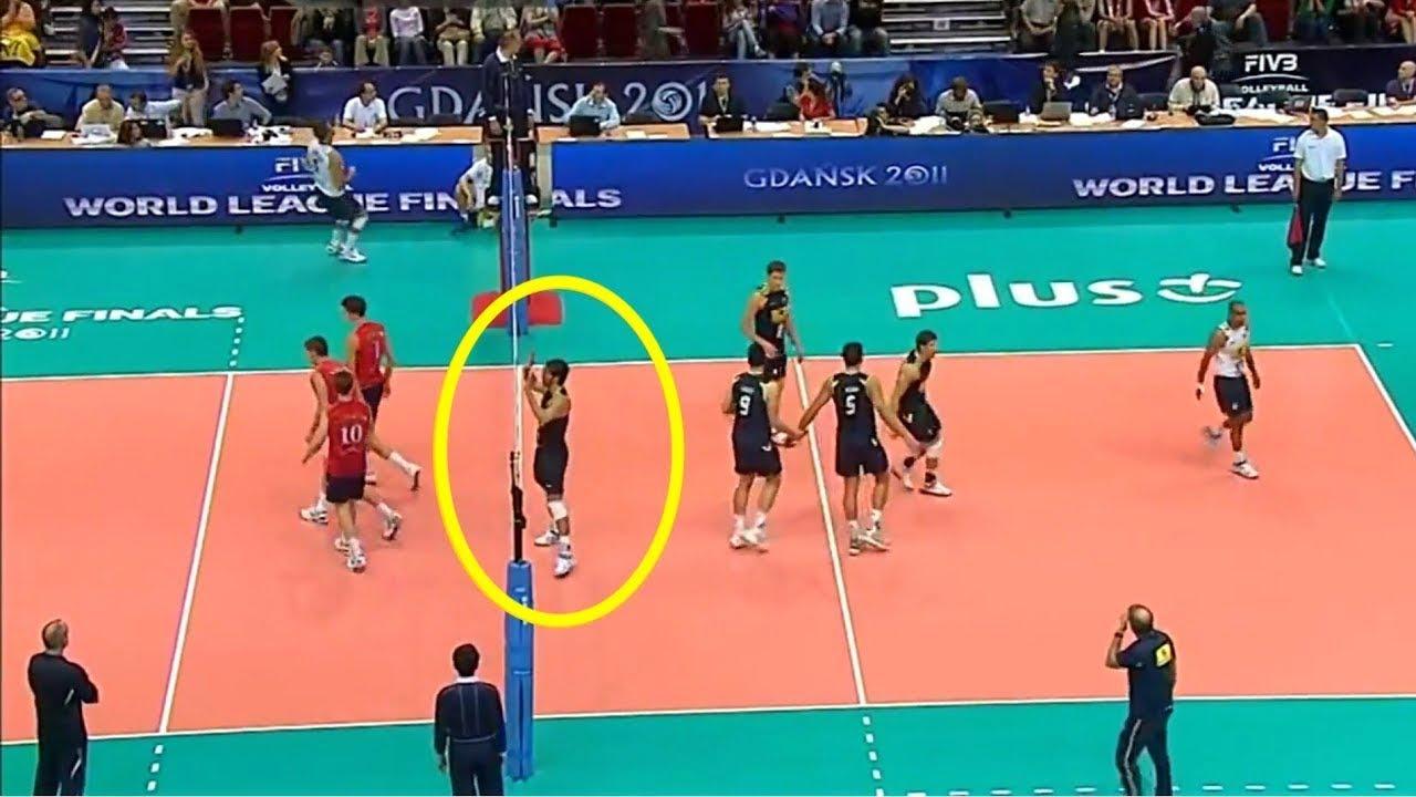 【バレーボール】最高のスポーツマンシップ 相手への敬意を忘れないトッププレイヤー【スーパープレイ】Volleyball Respect Moments