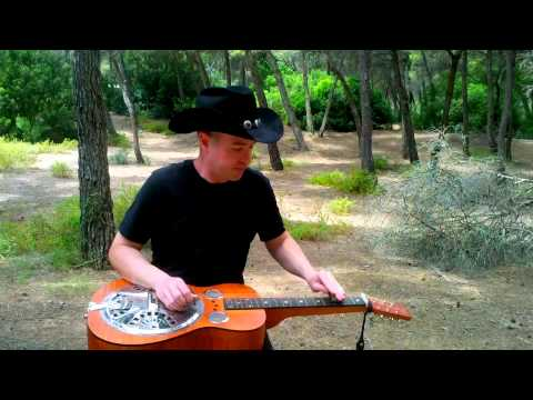 Bluegrass Dobro FREE Lesson - by Paco Pascual