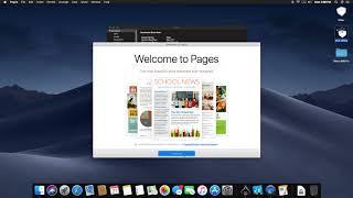 mac os mojave on  2011 iMac