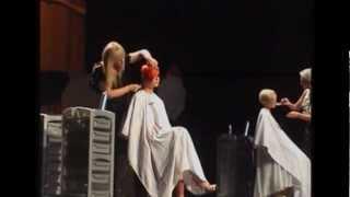 Pokaz Fryzur Cut Krakow 2010