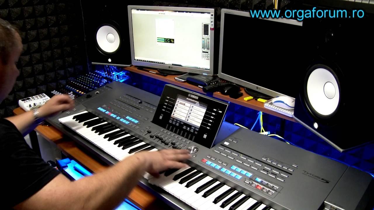 yamaha tyros 5 demo sound professional youtube. Black Bedroom Furniture Sets. Home Design Ideas