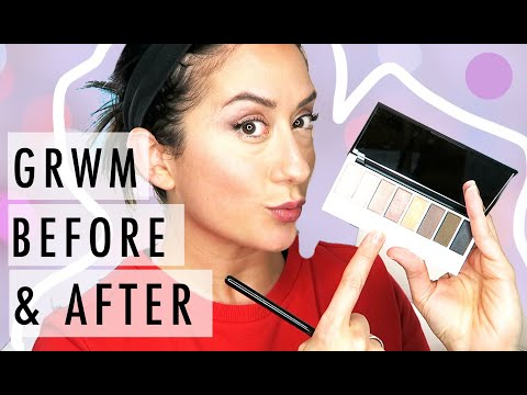 LILY LOLO EYESHADOW PALETTE Review | Before and After | Clean Beauty Guide