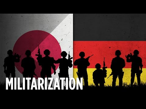 Why Germany And Japan Are Expanding Their Militaries