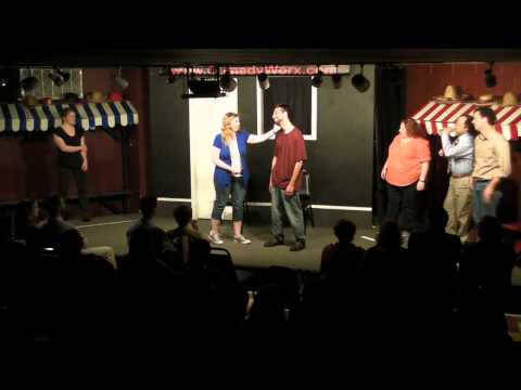 ESW At The 2013 Chicago/Raleigh Improv Festival (April 19th, 2013)
