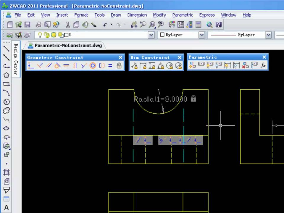 Zwcad tutorial | auto cad | visual basic for applications.