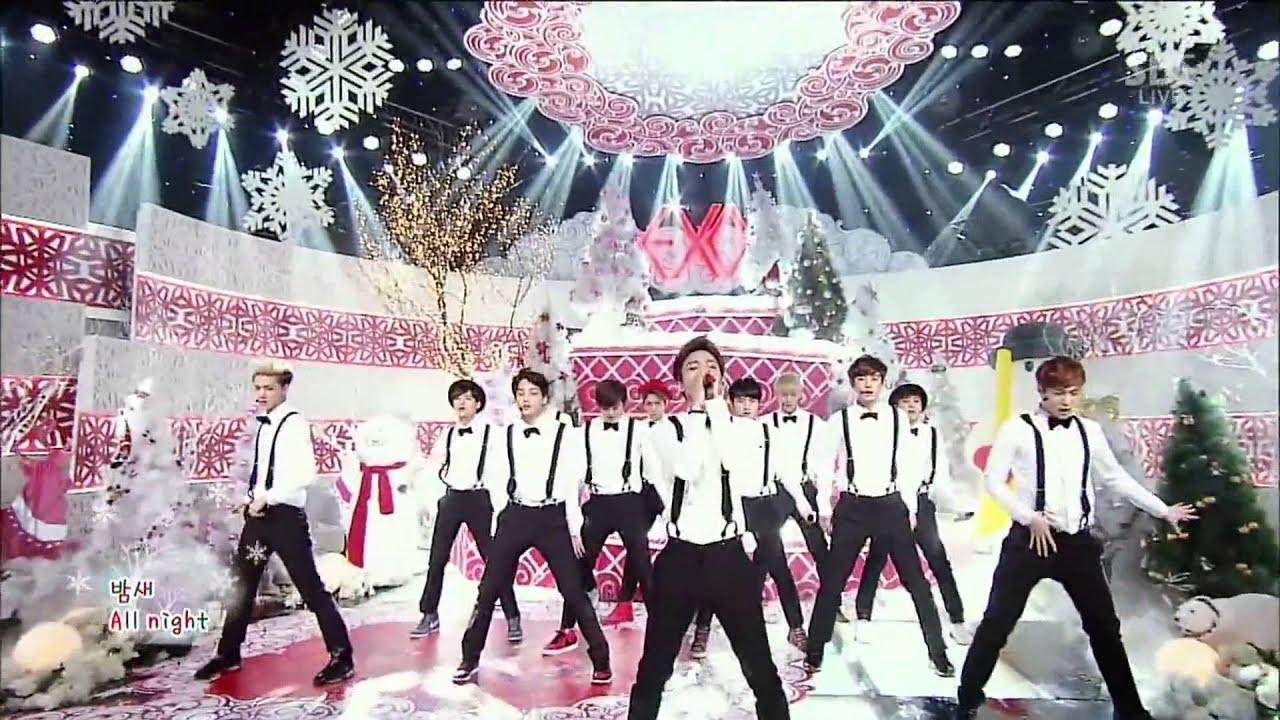 Exo Christmas