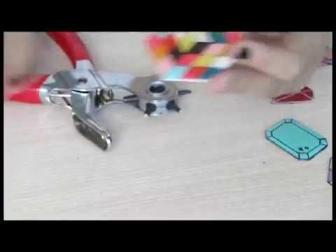 DIY Resin Jewelleries《Diamond & Rubic shape》