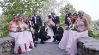 Kimberly + Anthony | Greenwich/NY Elegant Wedding Style | Mini Preview Film