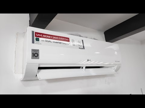 LG 1 ton Dual Inverter AC 2019 Review