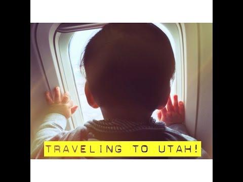 Traveling to Utah!