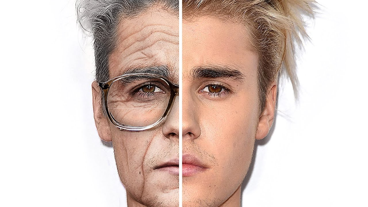 How old is Bieber for now