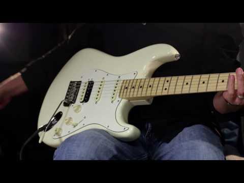 2017 Fender American Pro Stratocaster HSS Shawbucker Demo