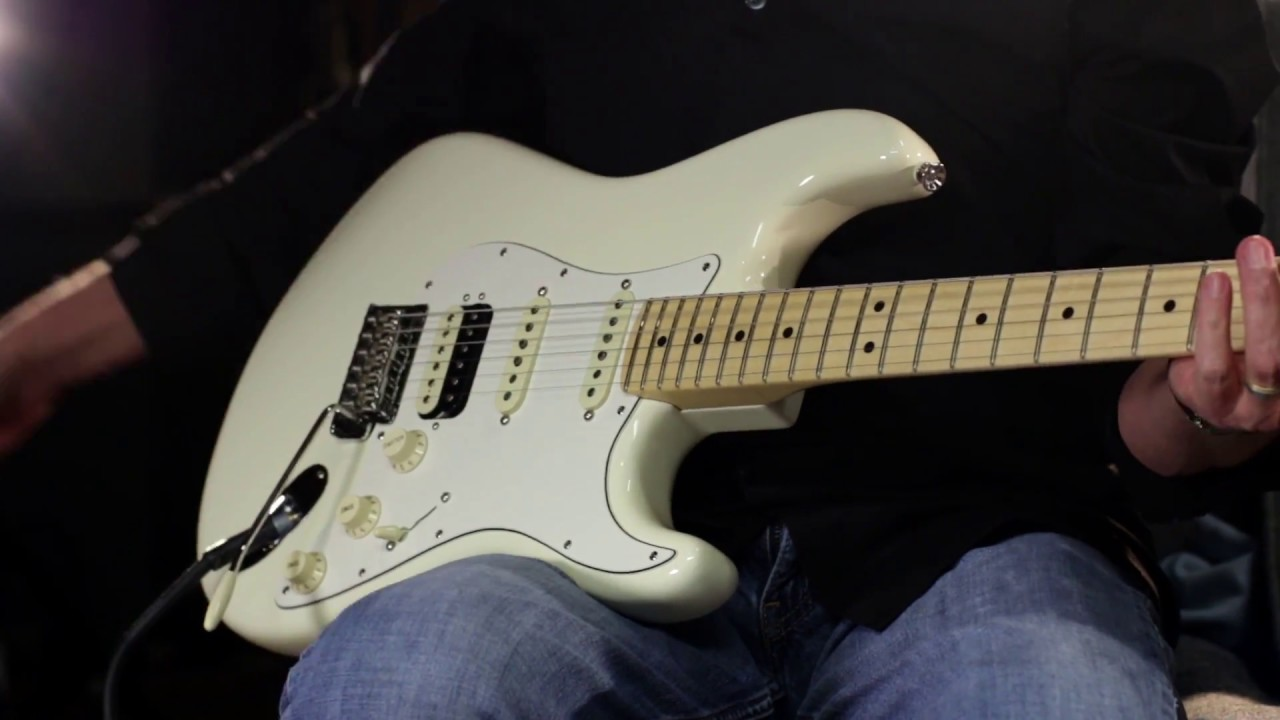 Fender American Pro Strat Wiring Simple Diagram Hss Harness Squier 2017 Stratocaster Shawbucker Youtube Lionel Fastrack