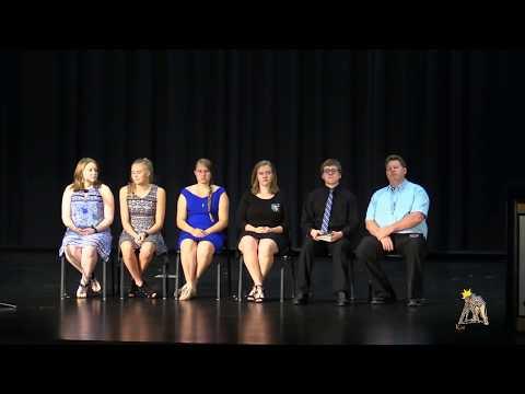 South Hardin High School Baccalaureate 2018