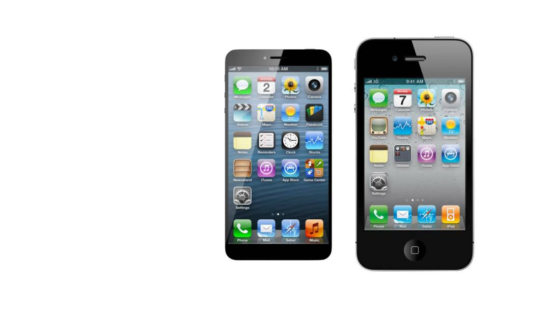 size of iphone 5 iphone 6 size compared to iphone 4 and iphone 5 16144