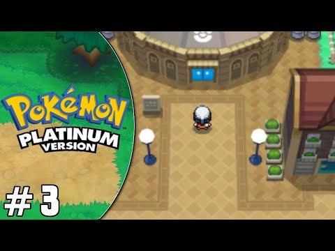Let's Play: Pokemon Platinum - Ep. 3