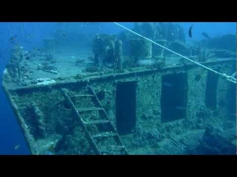 Diving Red Sea - Safari to North Egypt Wrecks Part 2 - The Thistlegorm