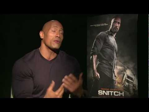 """Snitch"" - Dwayne Johnson, Jon Bernthal, & Barry Pepper Interview"