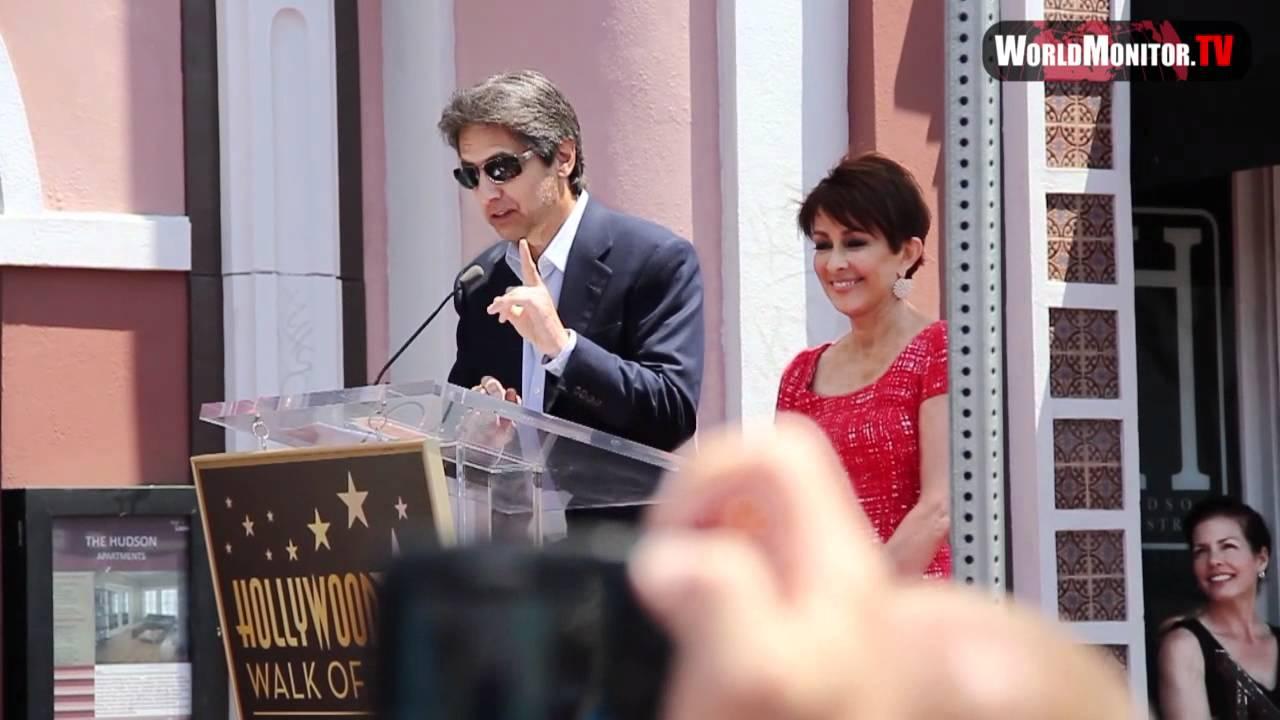 Download Ray Romano speech at Patricia Heaton Hollywood walk of fame Ceremony
