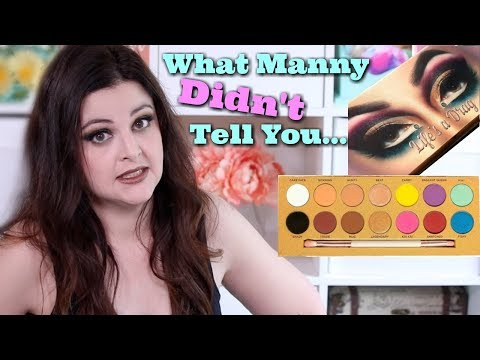 Lunar Beauty Life's A Drag - What Manny Didn't Tell You!
