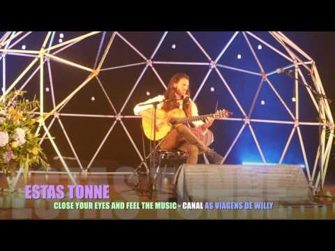Estas Tonne 4k in BRAZIL ! PLAYING AND SINGING! Incredible perfomance
