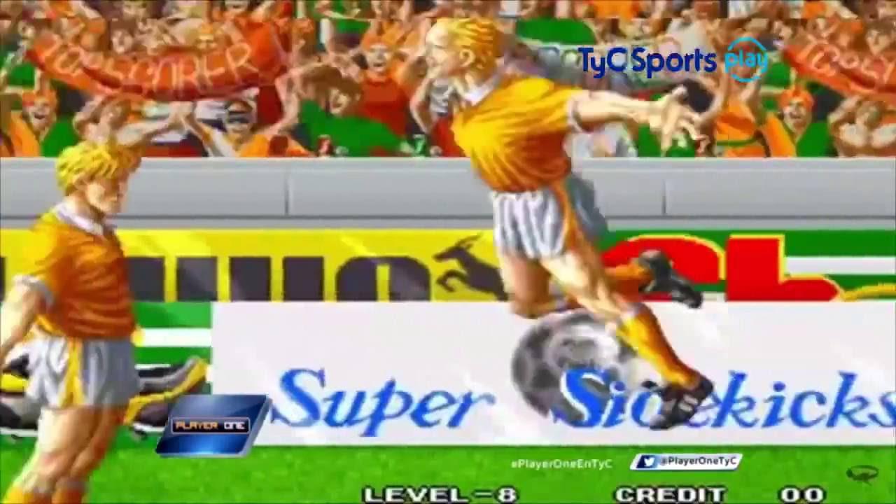 Momento Retro Los 10 Mejores Juegos De Futbol 2016 Youtube