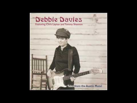 Debbie Davies 1999 Tales From the Austin Motel