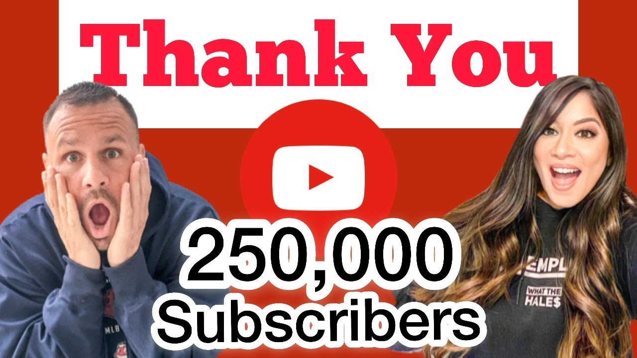Celebrating 250,000 Subscribers Live Q&A