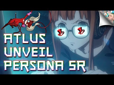 Persona 5 R Officially Announced By Atlus + 3 New Persona 5 Domains Registered!