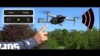 DJI Mavic Air 2 - Special Functions Test [DE w/ EN subtitle]
