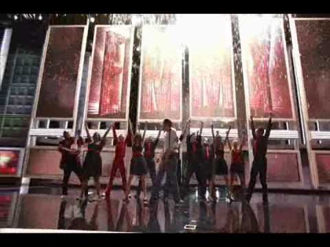 Emmy's/Glee's rendition of Born To Run