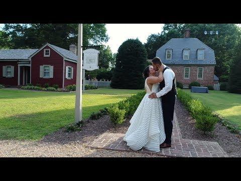 Big, Big Plans By Chris Lane WEDDING VIDEOGRAPHY For Savannah + Jeremy