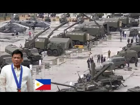Fantastic!!! This Is Budget To Modernize Military Equipment Philippines Under Duterte's
