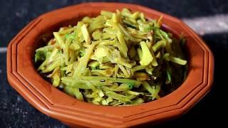 কাঁঠাল বিচি ভাজি॥ Kathaler Bichi Vaji Recipe .