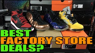 Best Nike Outlet Sneaker Deals You Have Found Ever? (Factory Store)