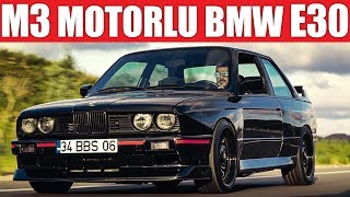 M3 Engine Swapped Standart M30 | Review