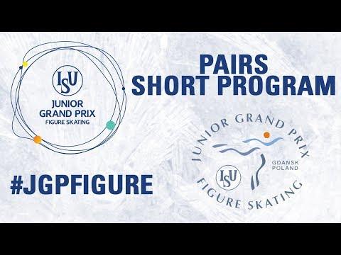 Pairs Short Program - GDANSK 2017