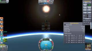 Kerbal Space Program - To the stars with just one aerospike