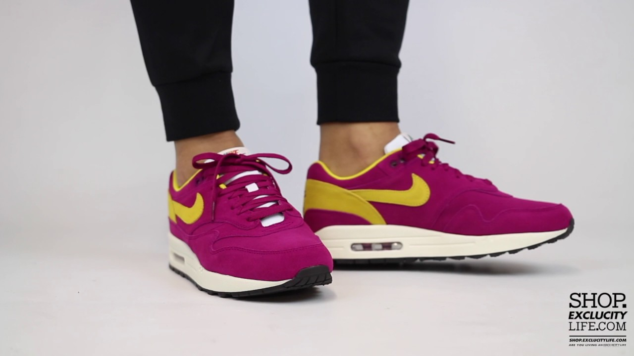 nike air max 1 berry