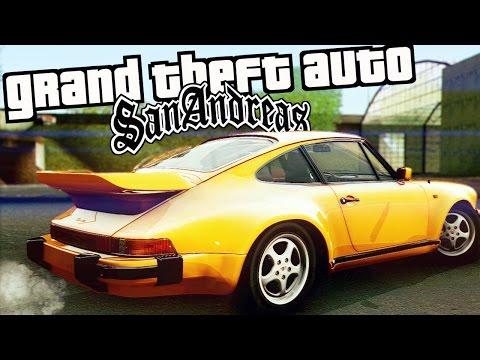 GTA SAN ANDREAS Mods #18 - TURBO REALISTA MOD & ADEUS LS
