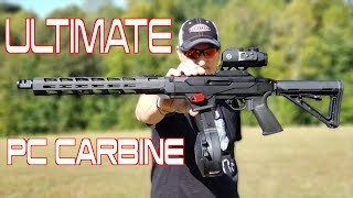 THE ULTIMATE RUGER PC CARBINE