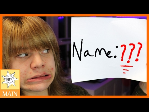 PICK THE BEST NAME!!! HOW TO PICK YOUR NAME FOR TRANSGENDER FTM & MTF★ Hannah Phillips Real ★