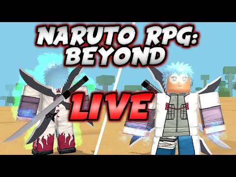 roblox naruto beyond how to get tech
