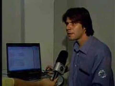 PatrocineMeuCarro.com  Reportagem TV Record 23112006