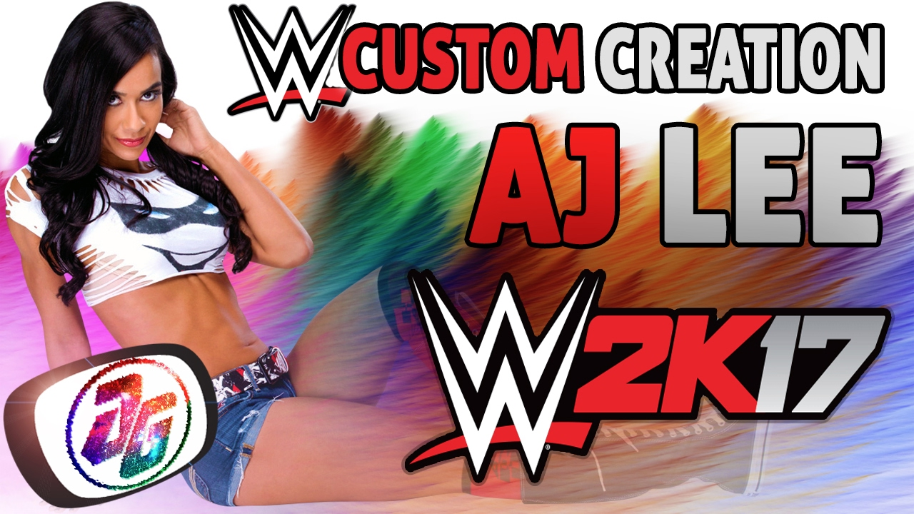 how to add custom logos to wwe 2k17