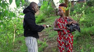 Njugush the unarmed robber! Kansiime Anne. African Comedy.