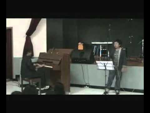 A Hundred Years - Duet piano-vocal (Ujian praktek seni musik)