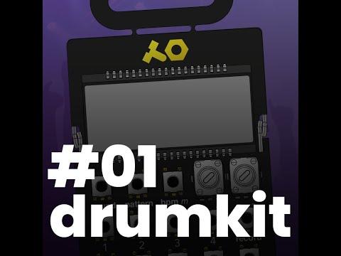 #01 Drumkit by Loutch